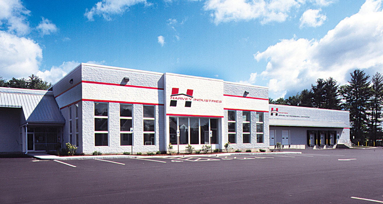 Harvey Building Products Distribution Center in Lincoln, RI
