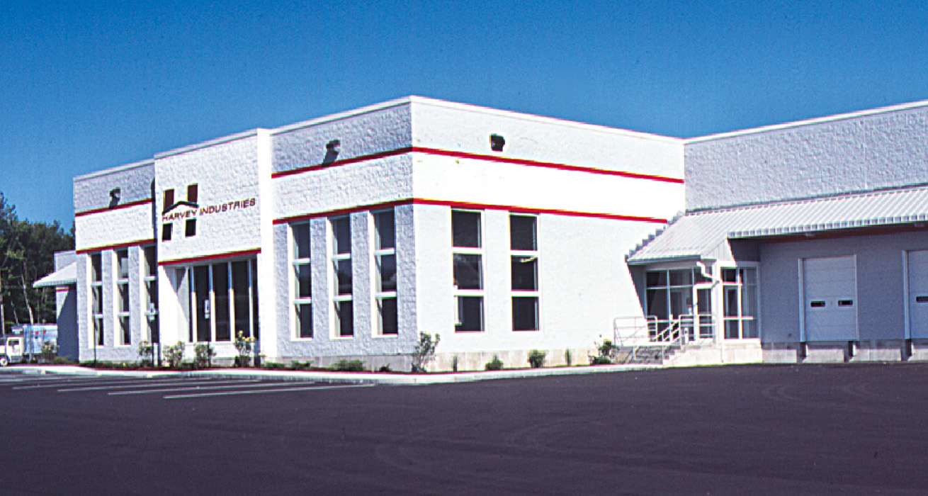 Harvey Building Products Distribution Center in Manchester, NH