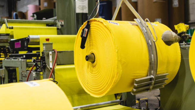 Seaman Paper manufacturing equipment