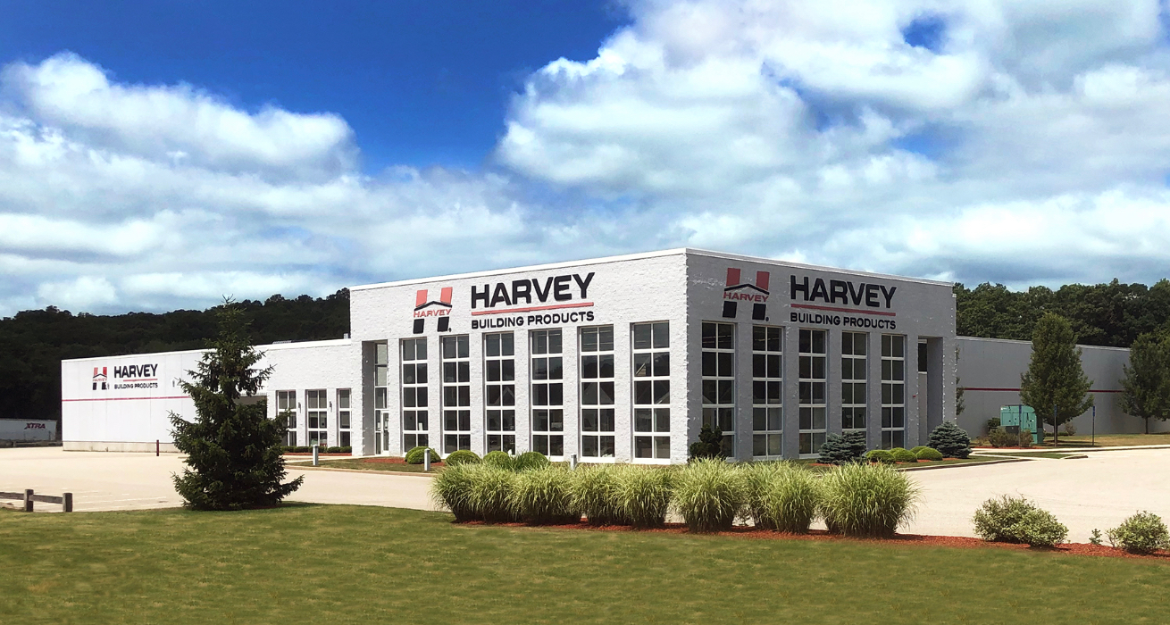 Harvey Building Products Distribution Center in Waterford, CT